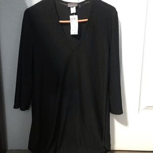 Jordan Taylor black cover up dress